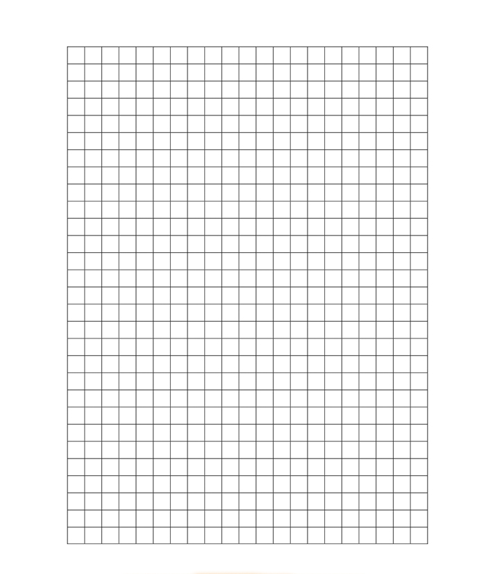 Virtual Online Graph Paper